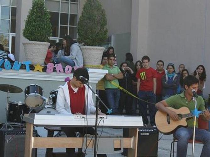 Talent Show CIDEB 2011