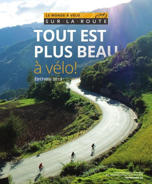 Sur La Route brochure 2015