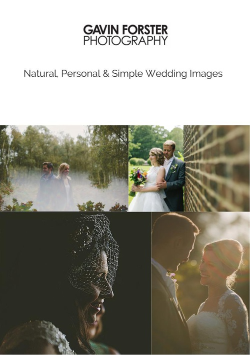 Natural, Personal  & Simple Wedding