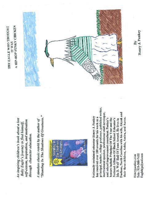 Eagle Children's Book