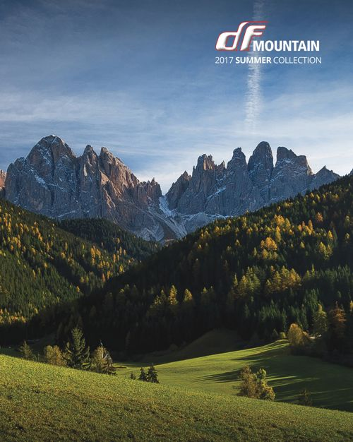 CATALOGO 2017 estivo DF MOUNTAIN Parchi naturali