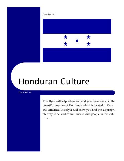 Business Meetings in Honduras