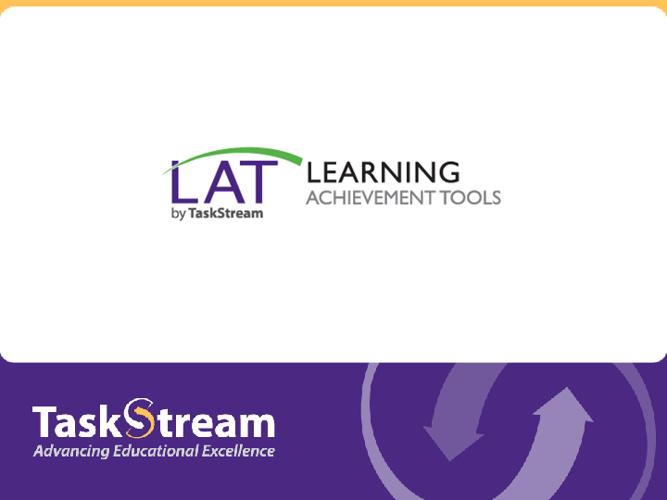 TaskStream LAT