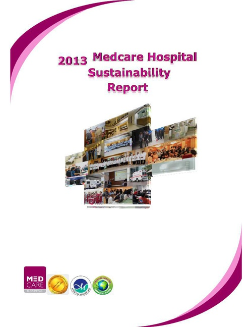 MEDCARE SUSTAINABILITY REPORT 2013