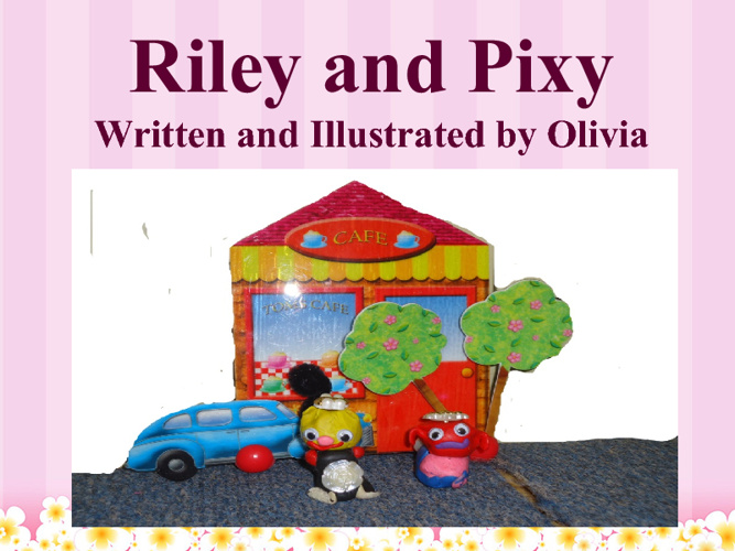 Riley and Pixy