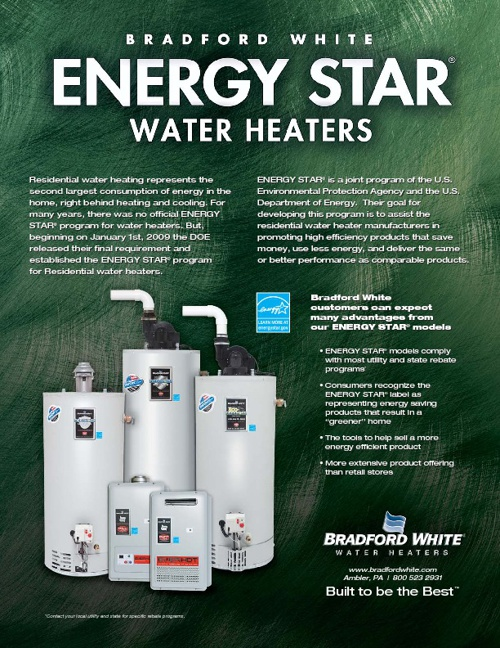 Energy Star - Water Heaters