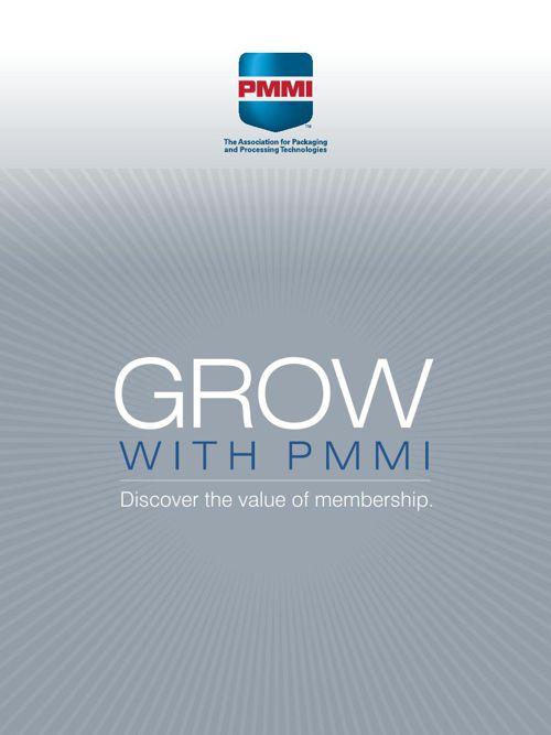 2015 PMMI Membership Brochure