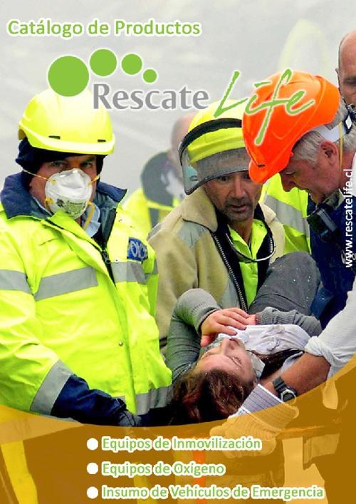 CATALOGO ONLINE RESCATE LIFE 2012 - 2013