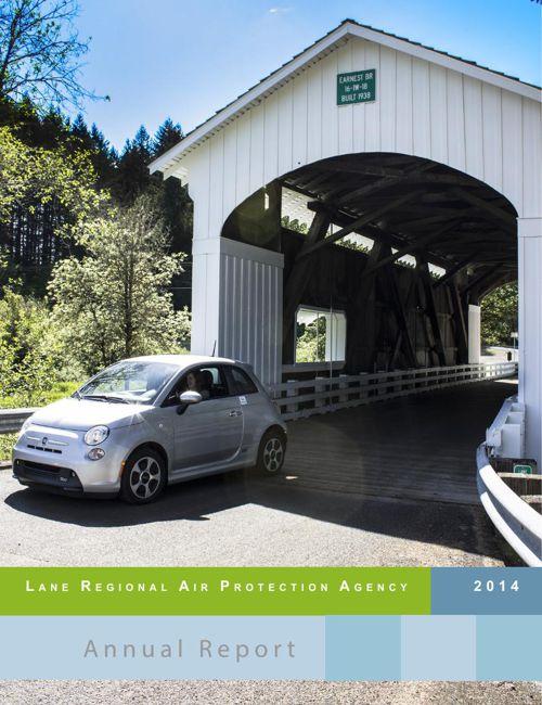 LRAPA 2014 Annual Report