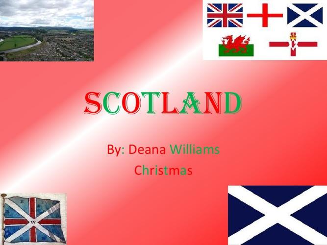 Scotland's flippen book