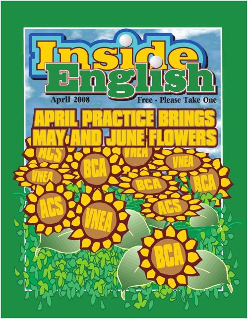 Inside English April 2008