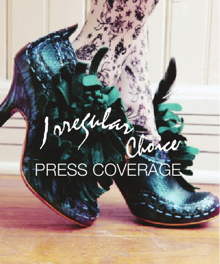 Irregular Choice Singapore Press Coverage