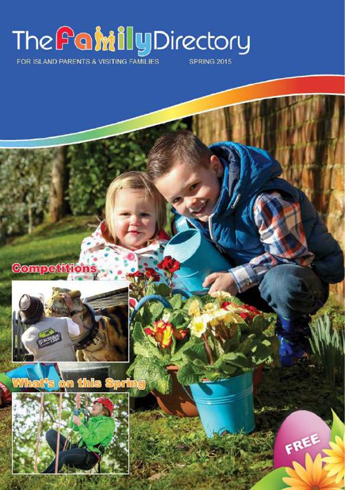 The Family Directory Spring 2015