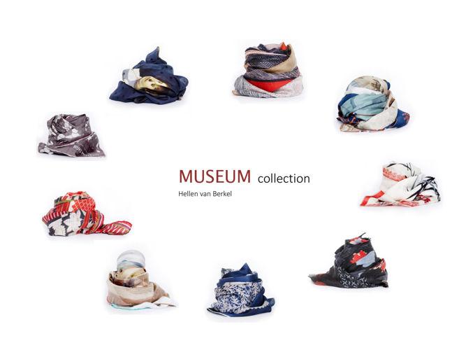Museum collection by Hellen van Berkel
