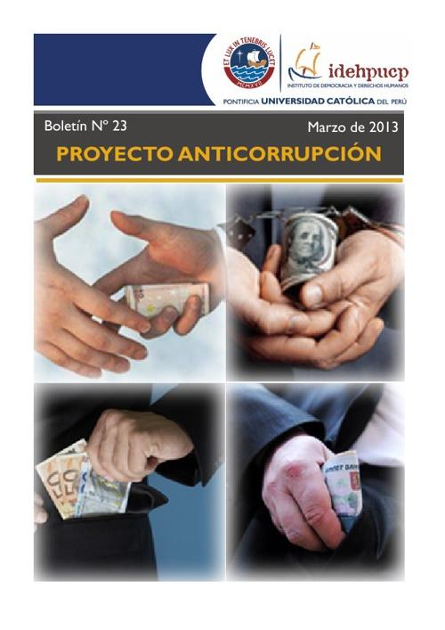Boletín N˚ 23 (Marzo 2013)