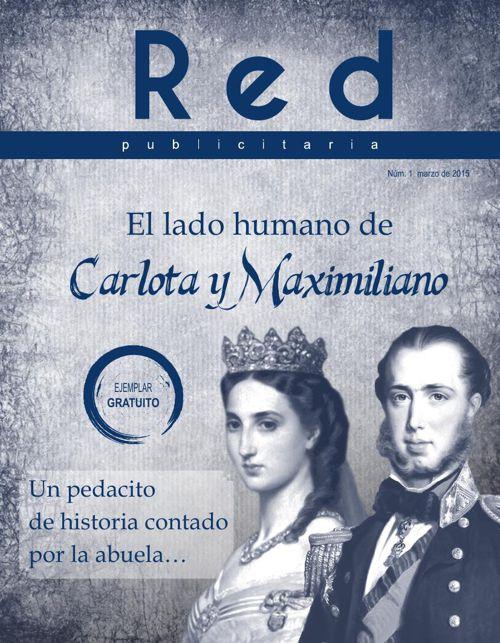 Revista RED PUBLICITARIA ejemplar de marzo