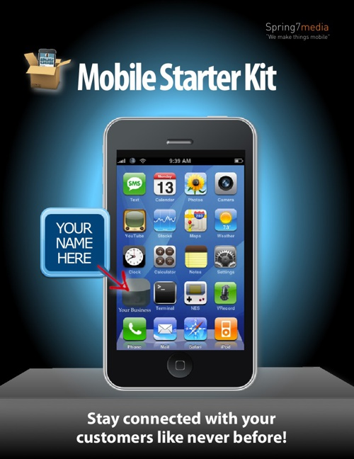 Copy of Mobile Starter Kit - 2013
