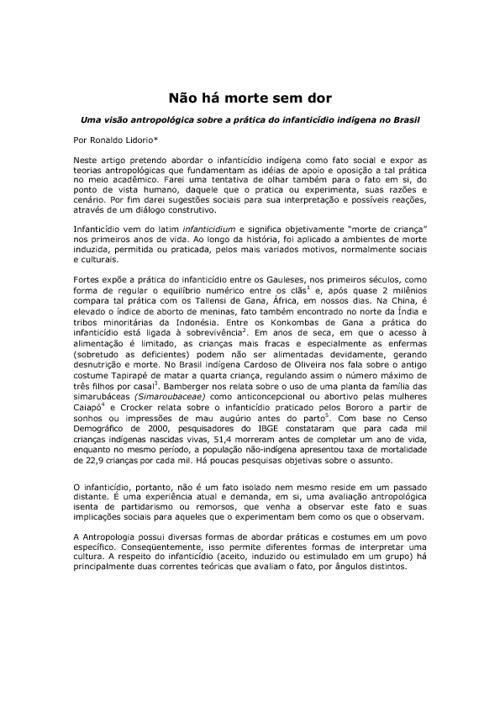 Copy of Ronaldo Lidório - Não há