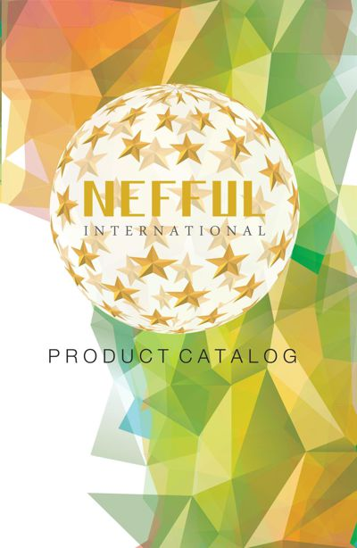 NEFFUL USA 2015 PRODUCT CATALOG