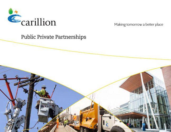 PPP Brochure - Carillion Canada