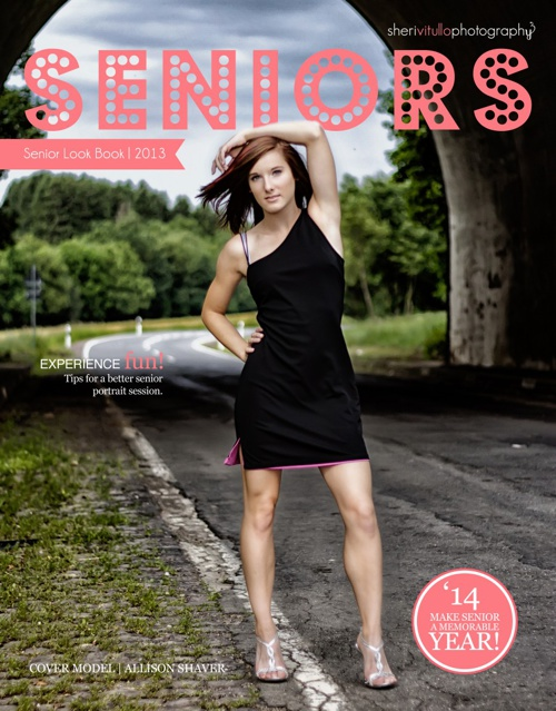 2013 Senior Lookbook