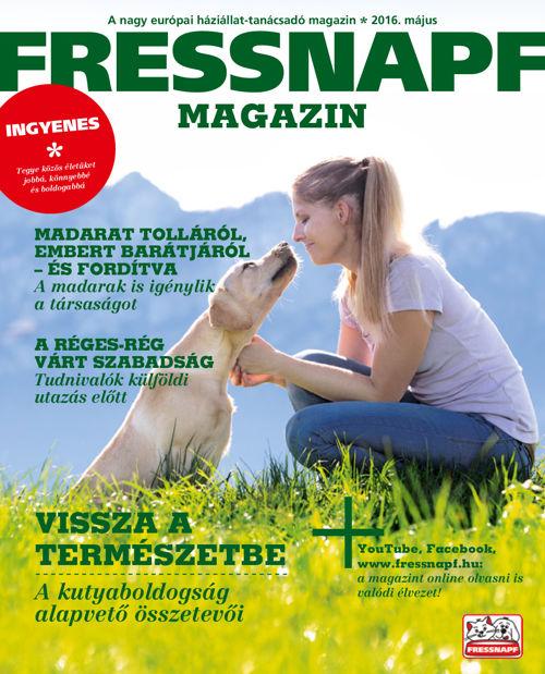 Fressnapf Magazin
