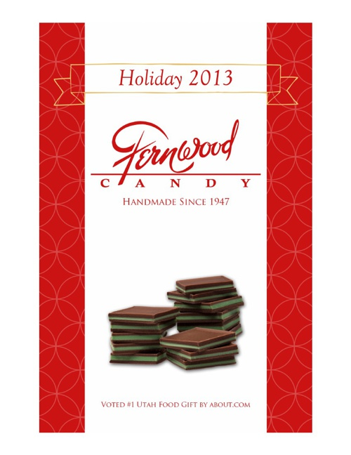Fernwood 2013 Christmas Catalog