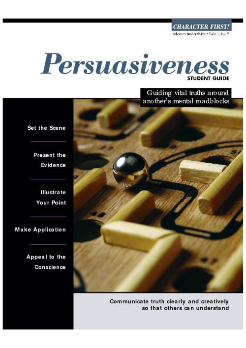 Persuasiveness