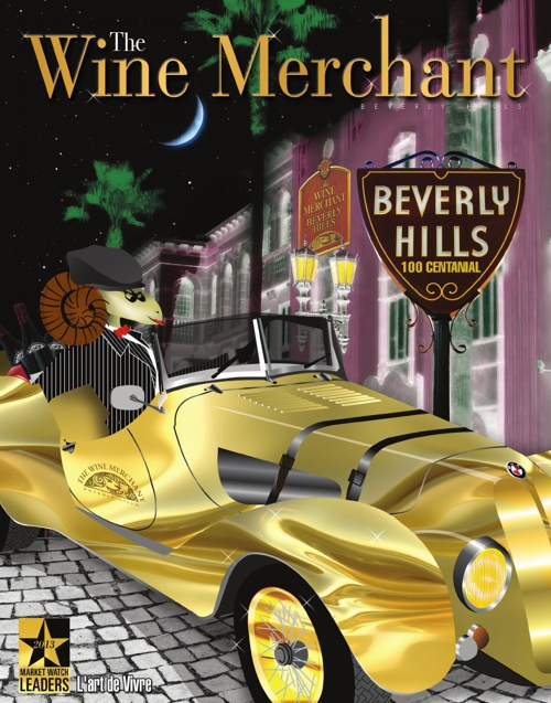 Beverly Hills Wine Merchant