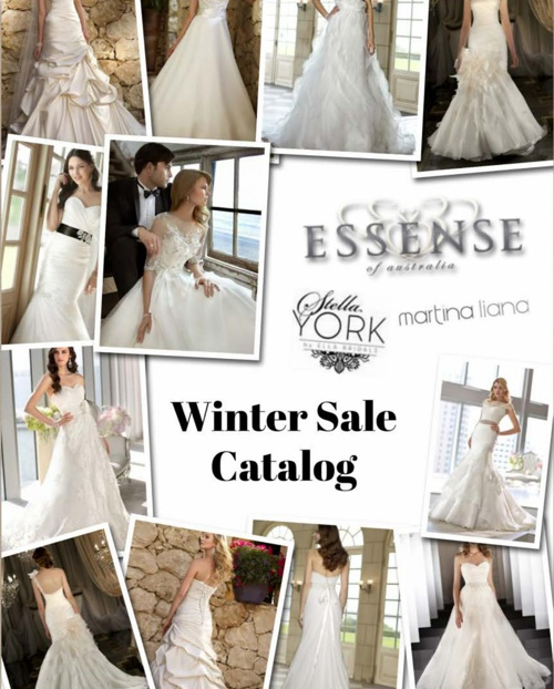 Winter Sale Catalog