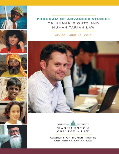 Program of Advanced Studies on Human Rights and Humanitarian Law