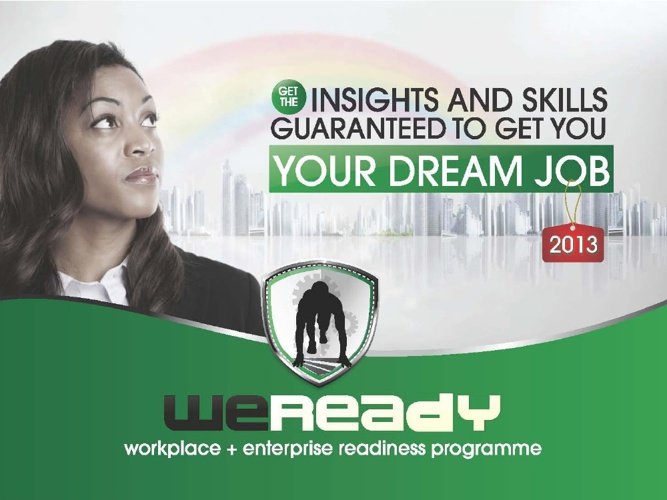WeReady 2013 e-brochure