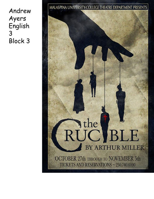 The Crucible Flip Book - Andrew Ayers
