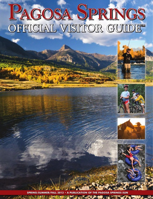 Copy of Pagosa Springs Official Visitor Guide™