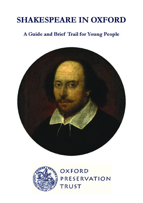 Shakespeare in Oxford: A Guide and Brief Trail for Young People