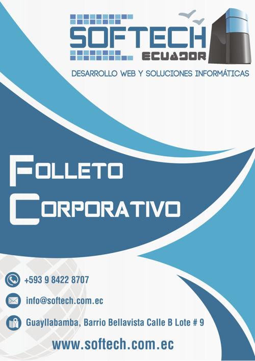 FOLLETO CORPORATIVO SOFTECH ECUADOR