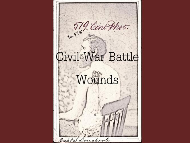 Paige Civil War Project