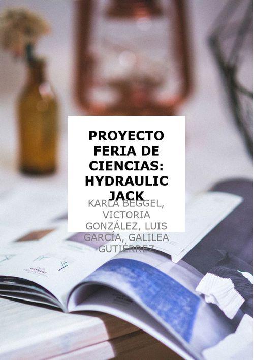 Hydraulic Jack 2