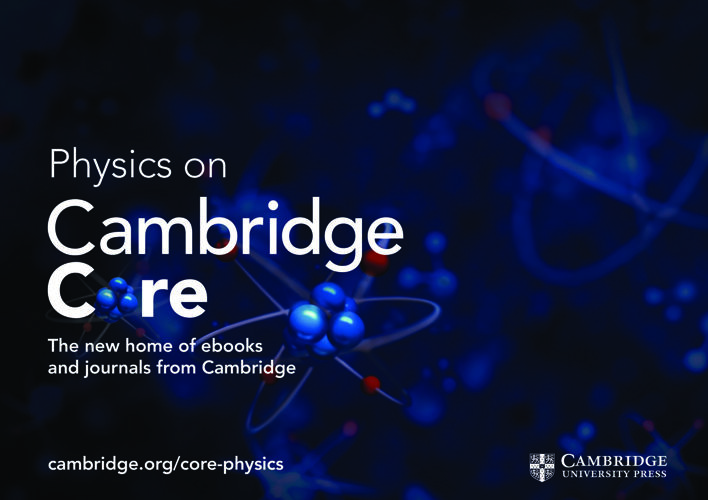 Cambridge Core Physics flyer 2017
