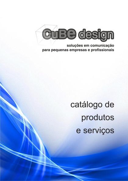 Catálogo CuBe design