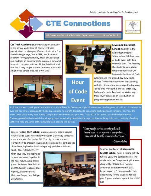 Newsletter CTE Connections_Nov-Dec