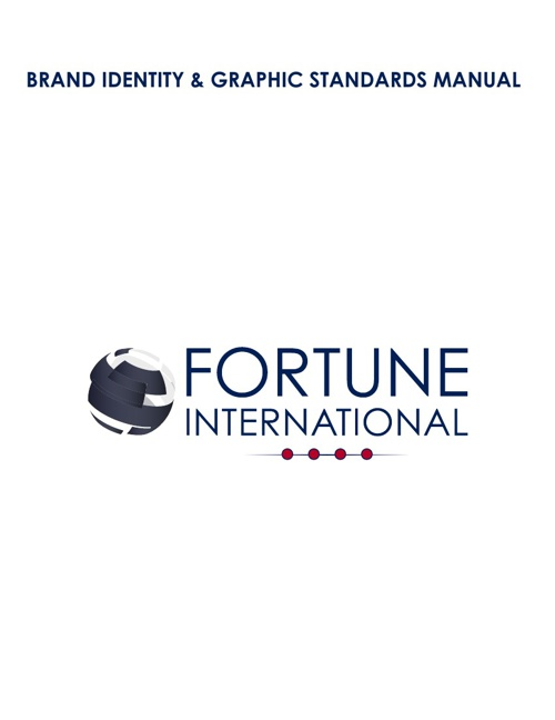 Fortune International_ logo_Brand Identity&Graphics Standards B