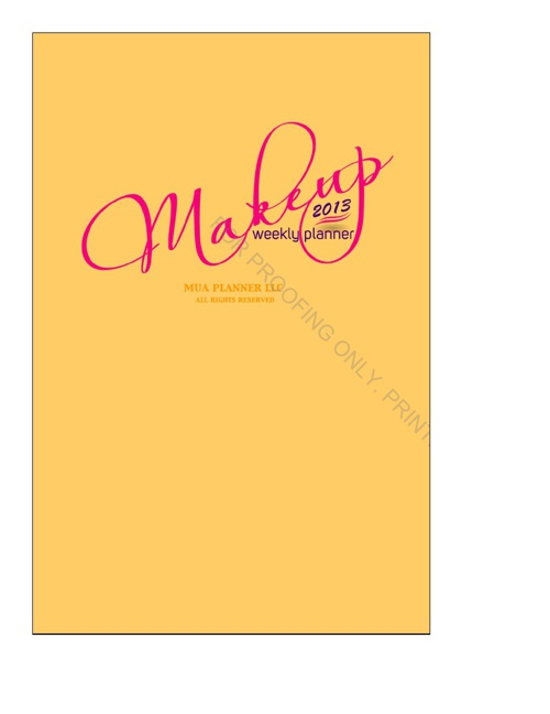 Copy of Copy of MUA Planner 2013