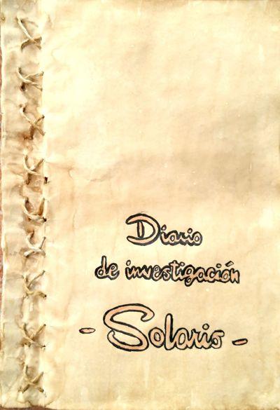 Diario de investigación - Solaris