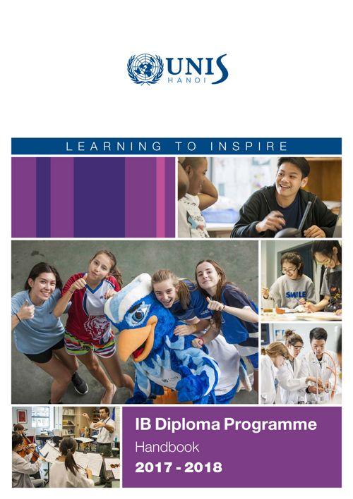 IB Diploma Programme Curriculum Handbook 2017-2018