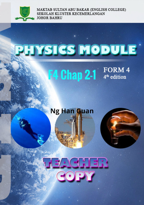 Chap 2 Force and Motion 1-2
