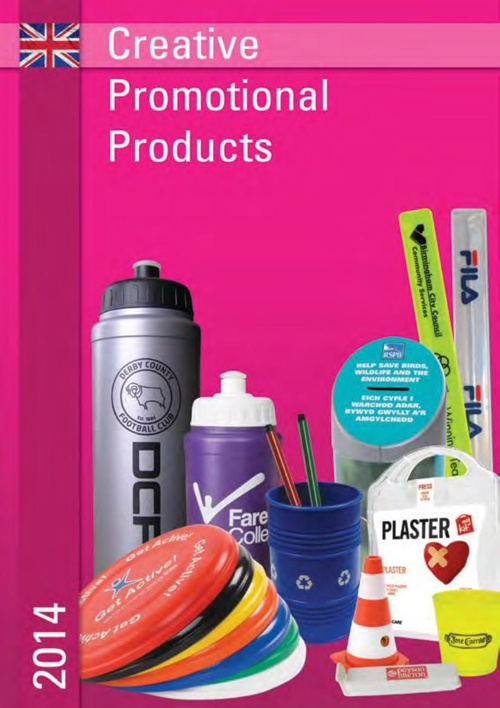 RED3D Creative Promotional Products 2014