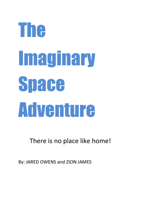 The Imaginary Space Adventure