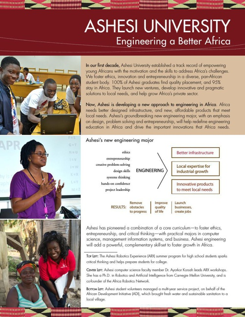 Engineering a Better Africa