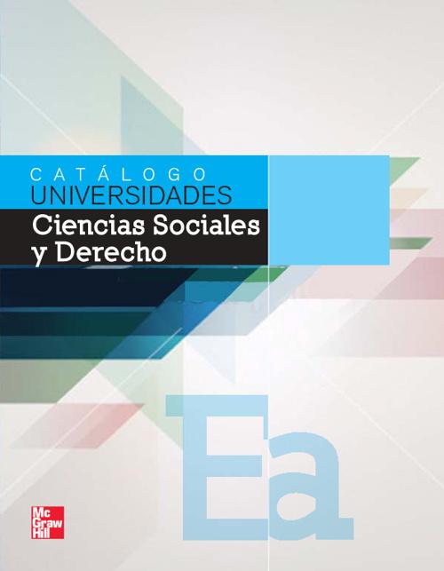 Catálogo Sociales y Derecho - MGH Universidades